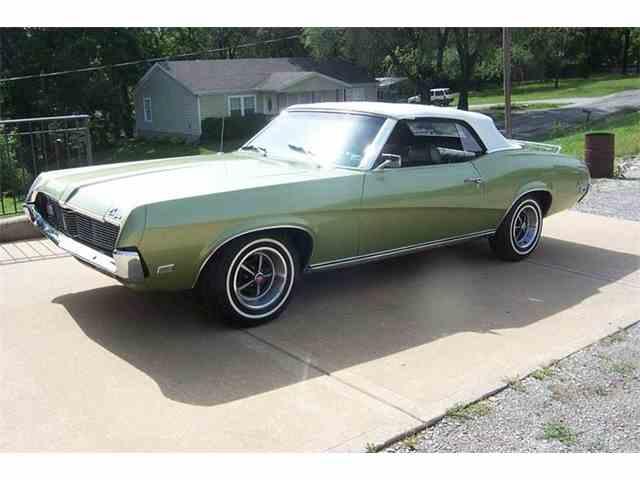 1969 Mercury Cougar | 997884