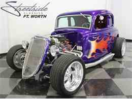 1934 Ford 5-Window Coupe for Sale - CC-997889