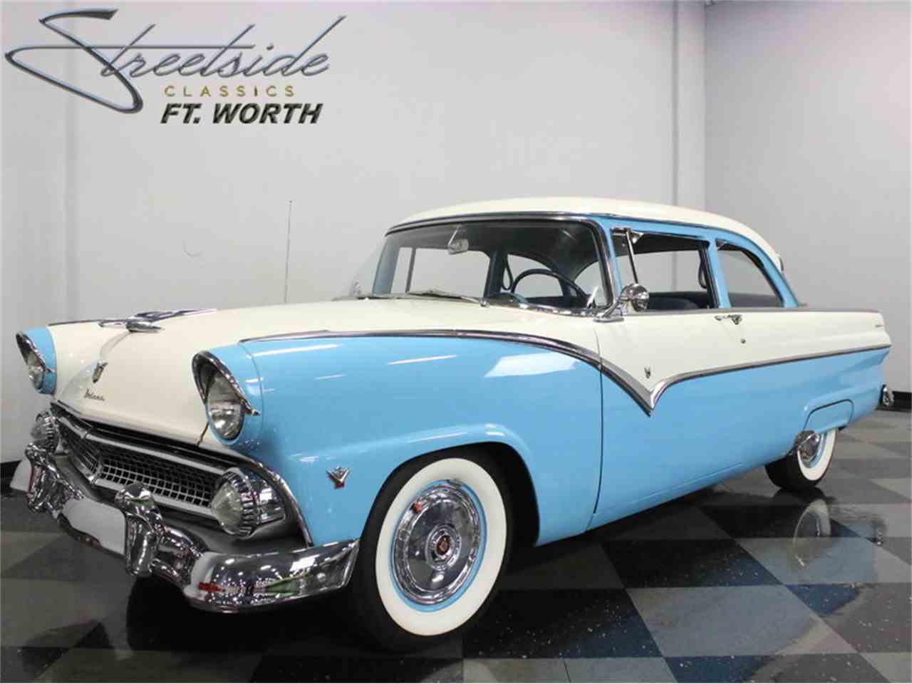 1955 ford fairlane crown victoria blog cars on line - 1955 Ford Fairlane For Sale Cc 997891