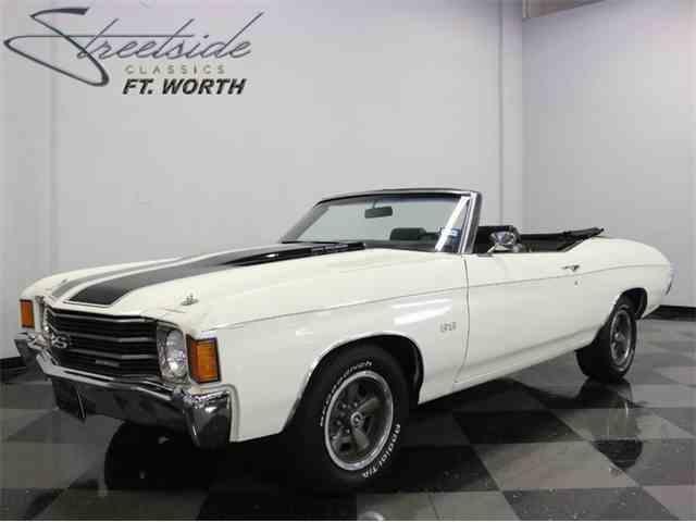 1972 Chevrolet Chevelle SS | 997893