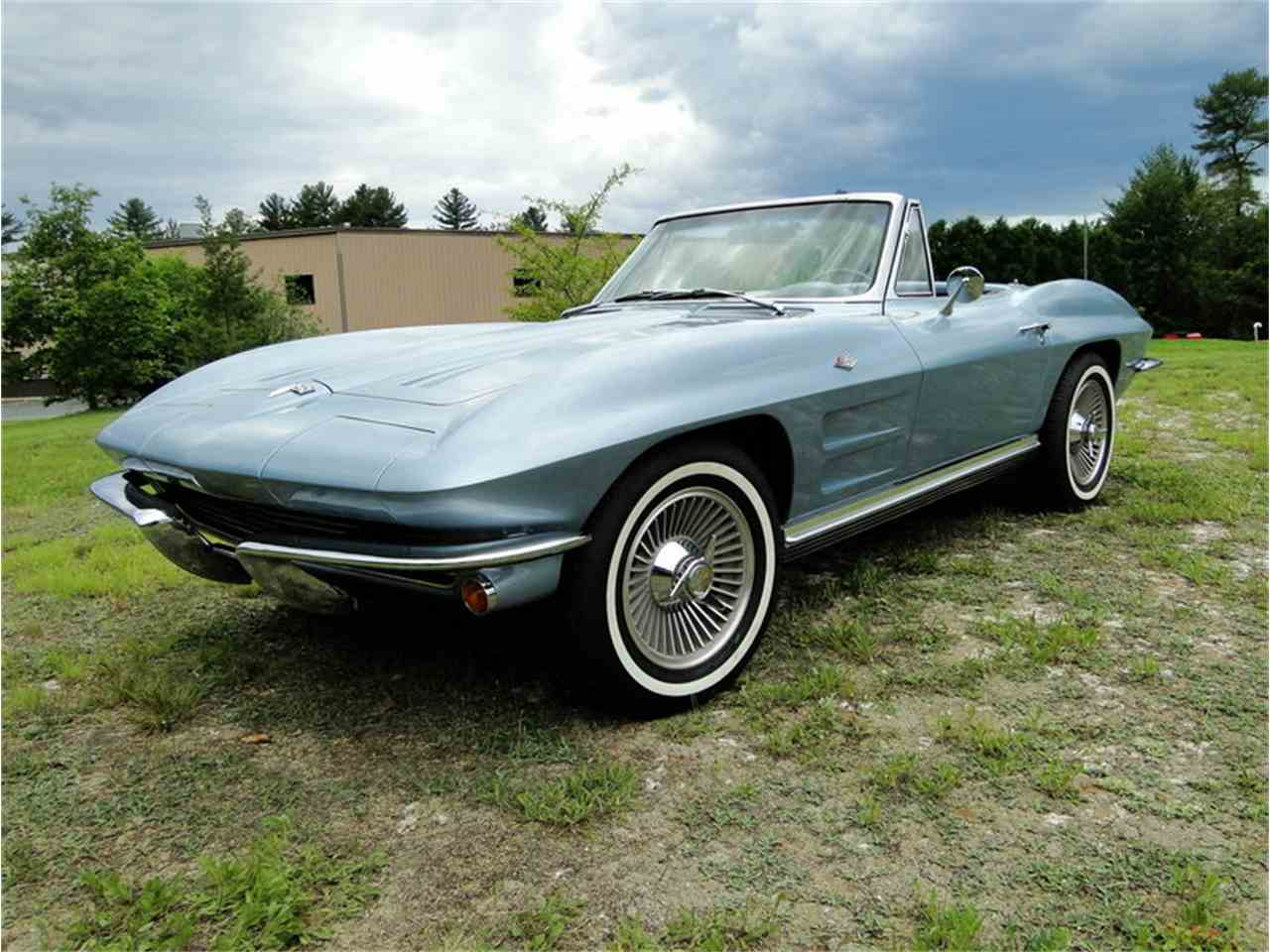 Large Picture of Classic '64 Chevrolet Corvette located in Beverly Massachusetts - LDZM