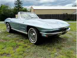 Picture of Classic 1964 Chevrolet Corvette - $47,750.00 Offered by Legendary Motors LLC - LDZM