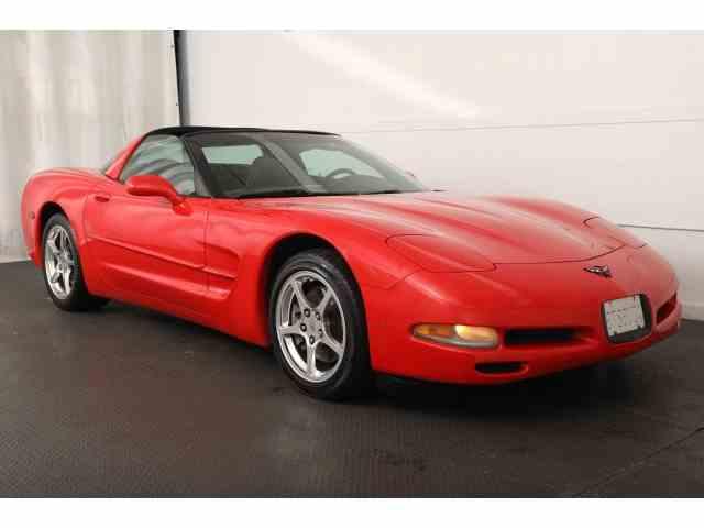 2002 Chevrolet Corvette | 997911