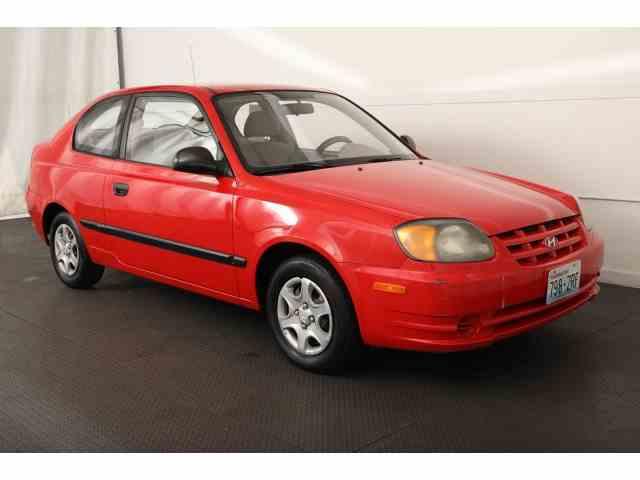 2003 Hyundai Accent | 997914