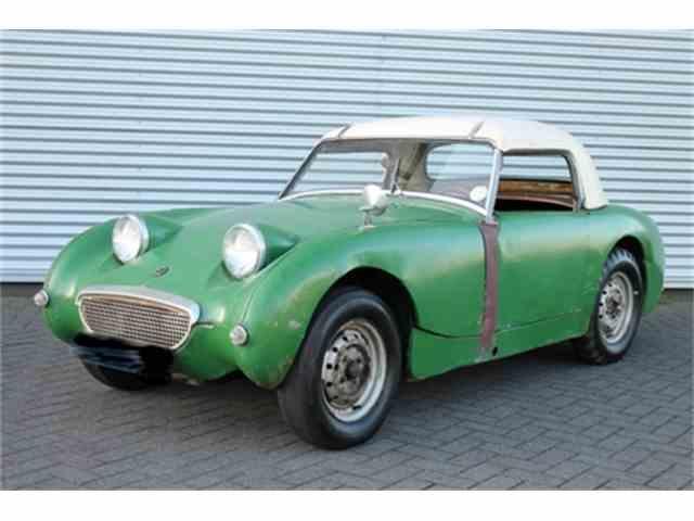 1959 Austin-Healey Bugeye   990792