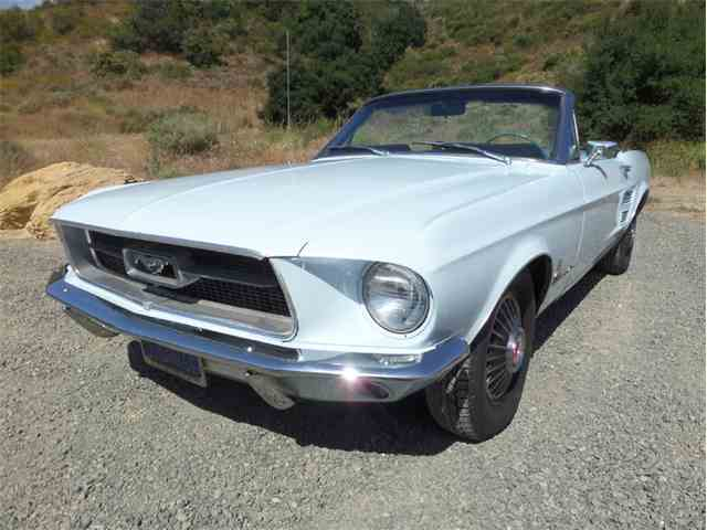 1967 Ford Mustang | 997921