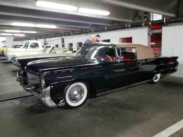 1958 Lincoln Continental | 997953