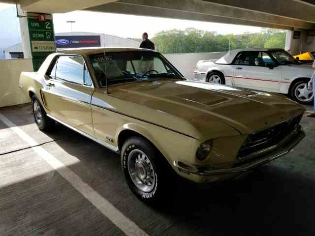 1968 Ford Mustang | 997956