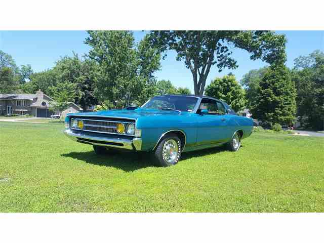 1969 ford torino 990796