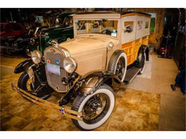1931 Ford Model A Woodie | 997978