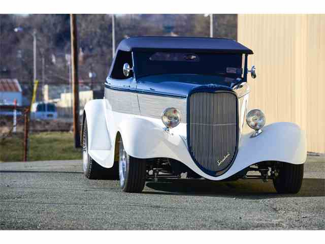1933 Ford Roadster | 997989