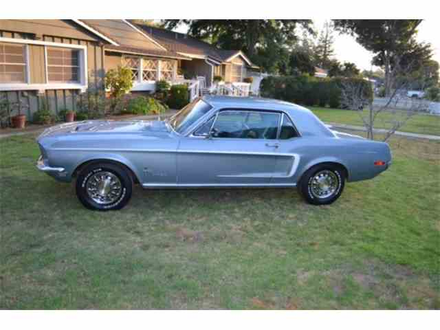 1968 Ford Mustang | 997992