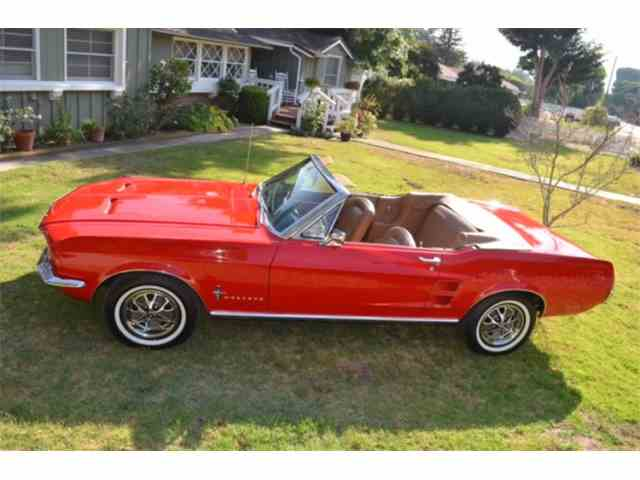1967 Ford Mustang   997993