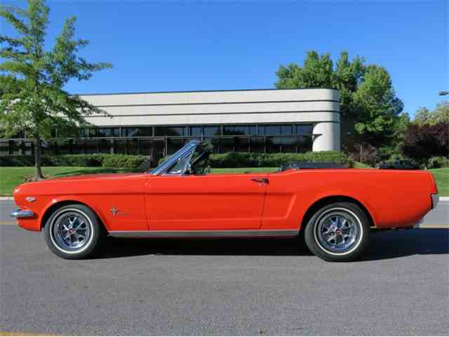 1966 Ford Mustang | 997994