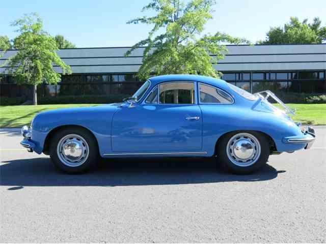 1964 Porsche 356C   997996