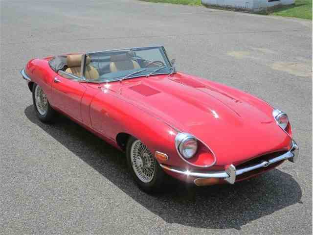 1969 Jaguar E-Type | 997998