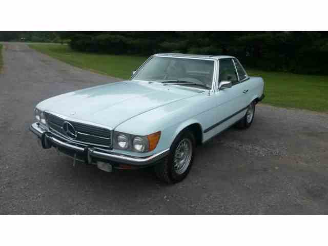 1973 Mercedes-Benz 450SL | 998000
