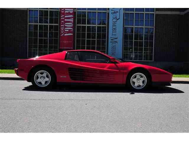 1987 Ferrari Testarossa | 998001