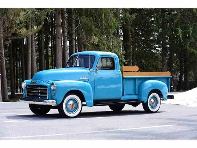 1951 GMC 150 Series   998002