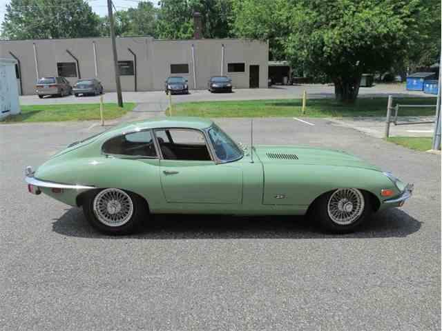 1971 Jaguar E-Type | 998003
