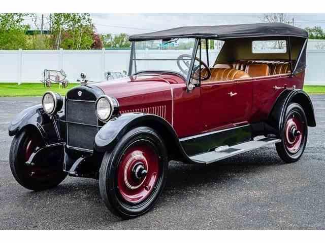 1924 REO Touring Phaeton   998007
