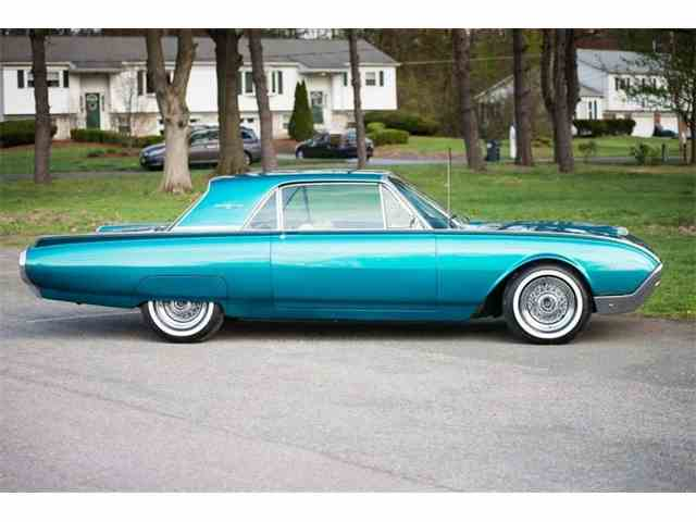 1961 Ford Thunderbird | 998011