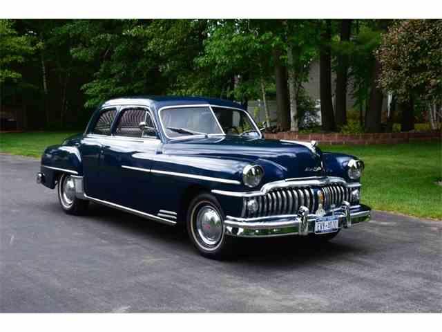 1950 DeSoto Custom | 998013