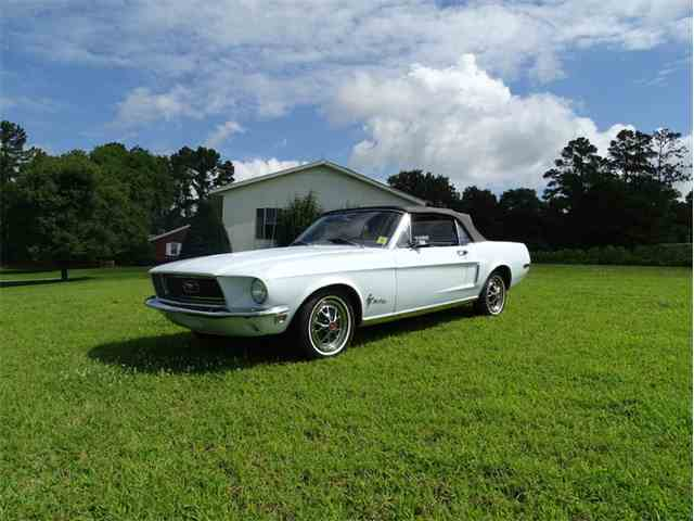 1968 Ford Mustang | 998015