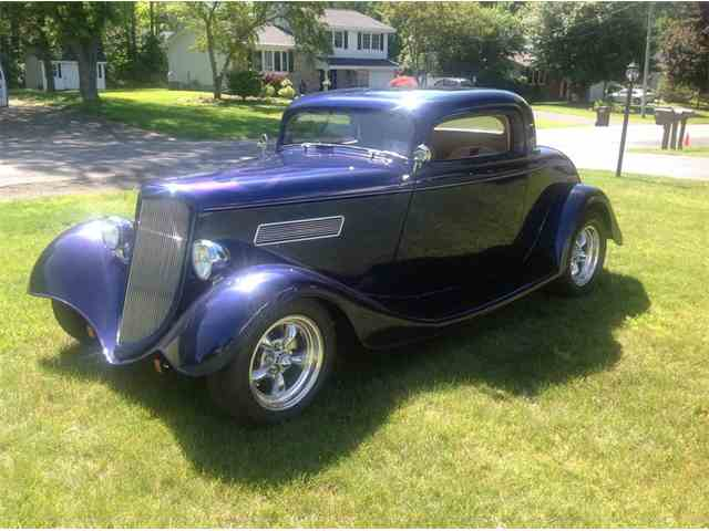 1934 Ford 3-Window Coupe | 998020