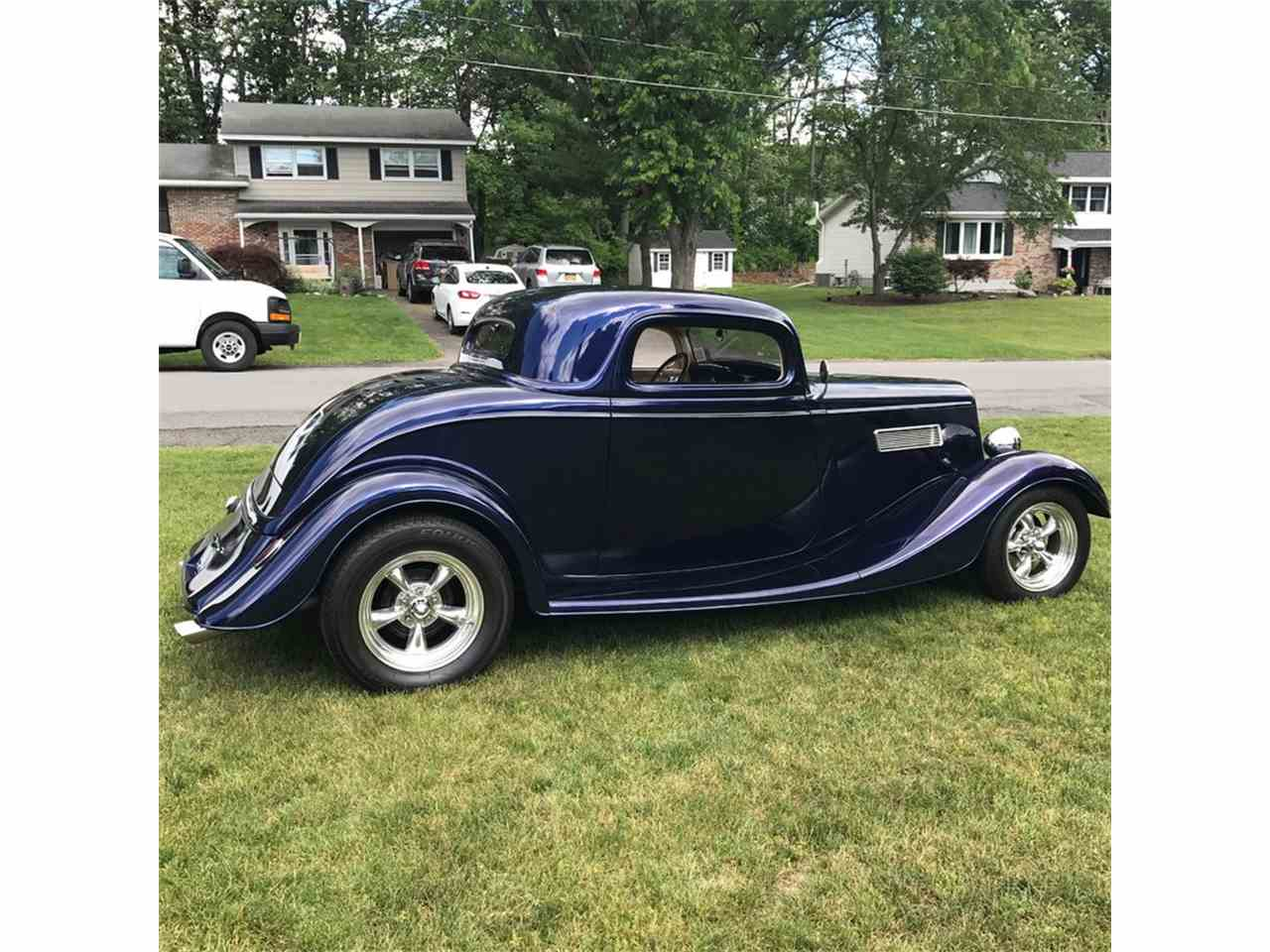 1934 ford 3 window coupe for sale cc 998020 for 1934 3 window coupe