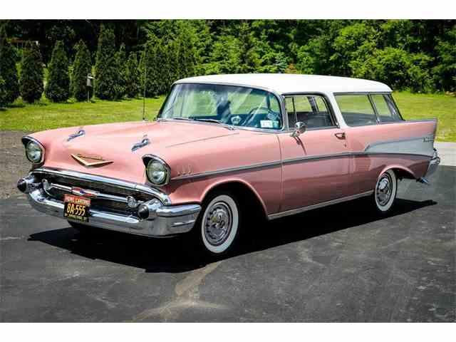 1957 Chevrolet Nomad | 998023