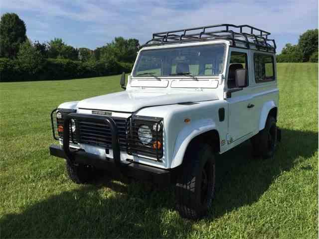 1987 Land Rover Defender | 998044