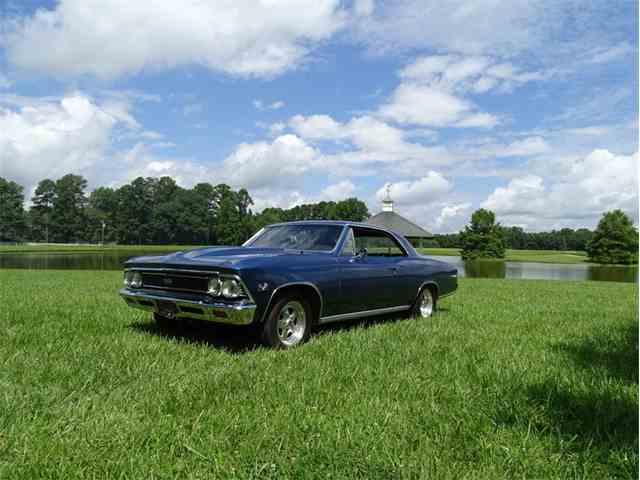 1966 Chevrolet Chevelle SS Resto Mod | 998049