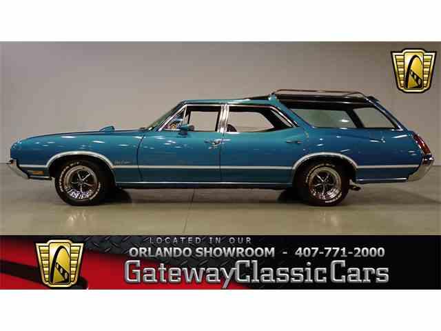 1972 Oldsmobile Vista Cruiser   998060