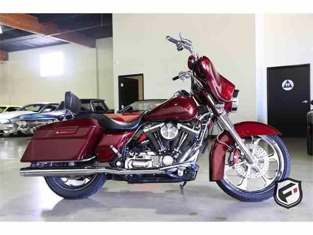 "2008 Harley-Davidson FLHX ""Streetglide"" | 998067"