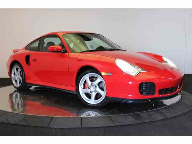 2002 Porsche 911 Carrera Turbo | 998075
