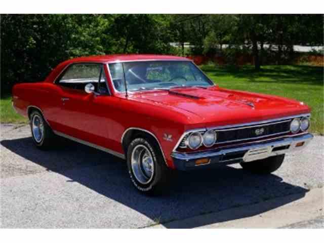 1966 Chevrolet Chevelle | 990808