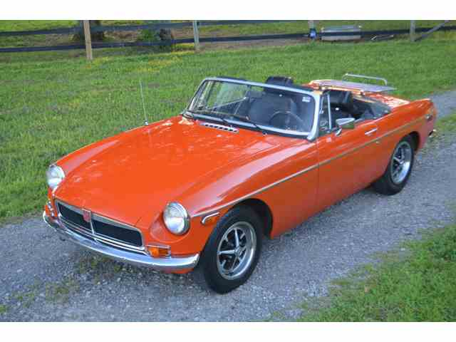 1974 MG MGB | 998085