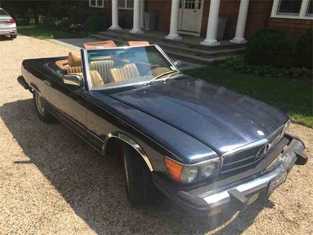 1979 Mercedes-Benz 450SL | 998090