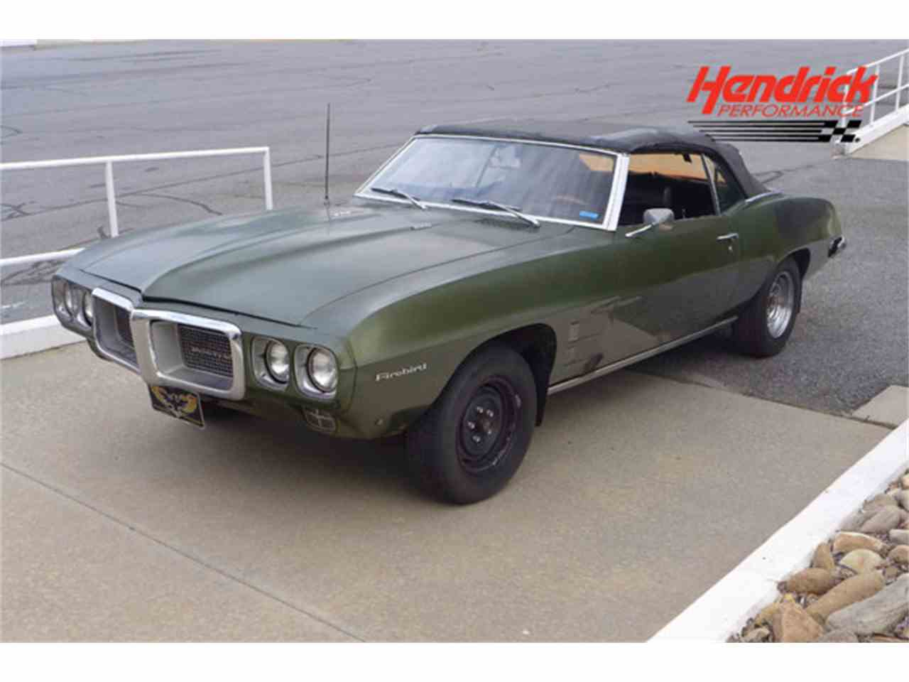 Large Picture of '69 Firebird - $14,990.00 Offered by Hendrick Performance - LE4W
