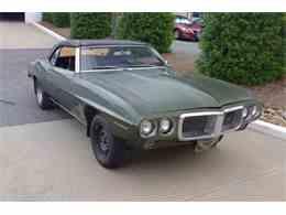 1969 Pontiac Firebird for Sale - CC-998096