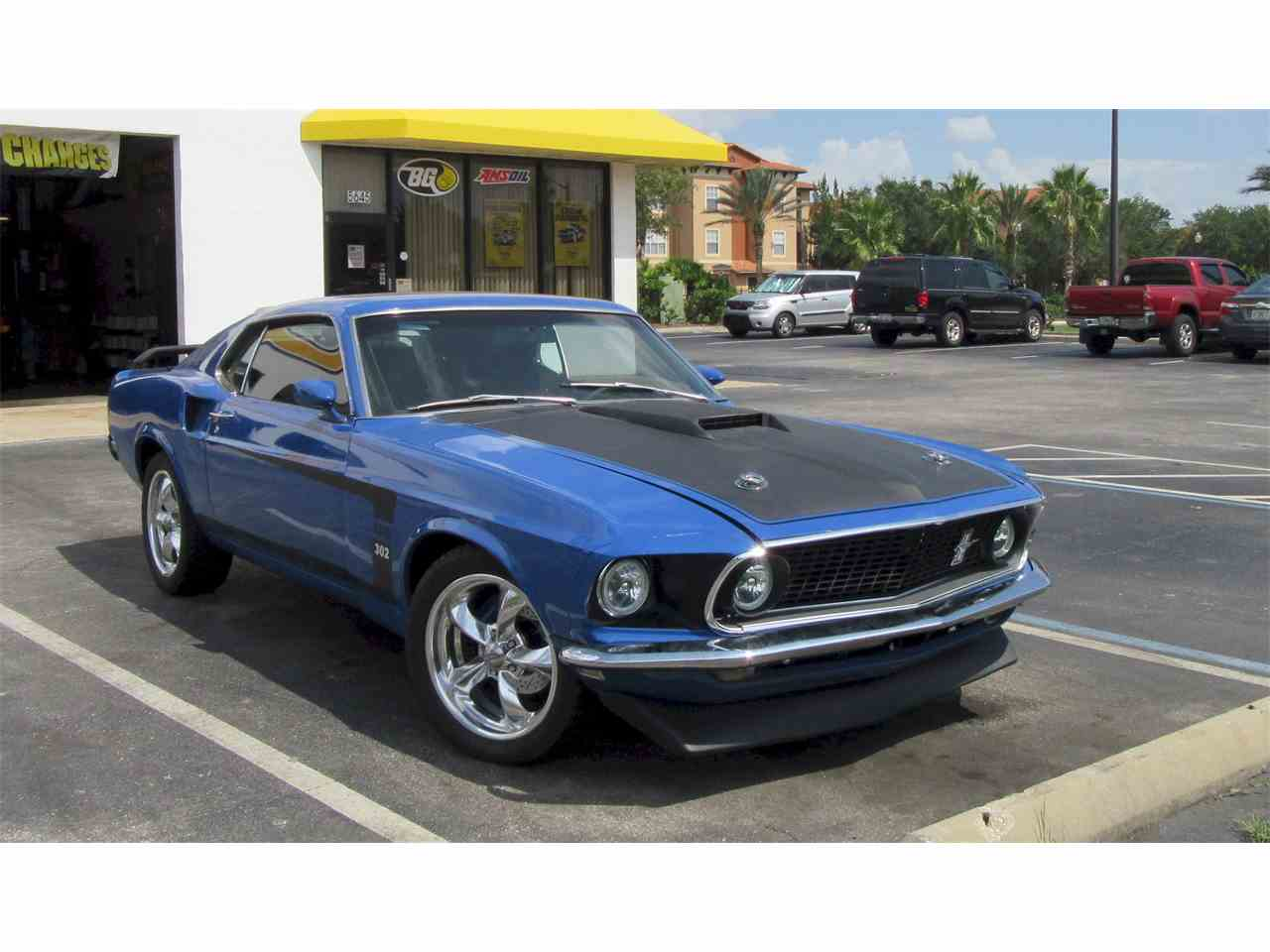 Large Picture of 1969 Ford Mustang located in Orlando Florida - $31,950.00 Offered by a Private Seller - LE51