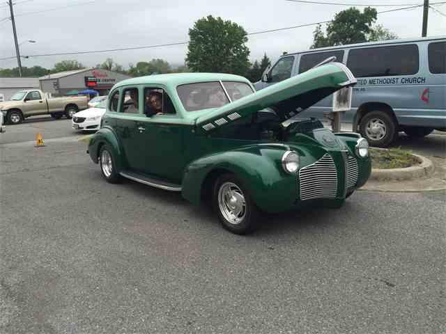 1940 Pontiac Silver Streak | 998103
