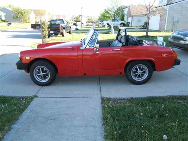 1979 MG Midget Mark IV | 998106