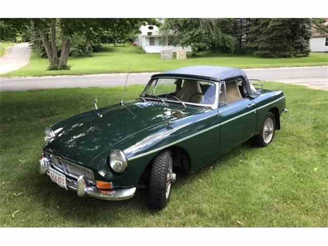 1968 MG MGB | 998122