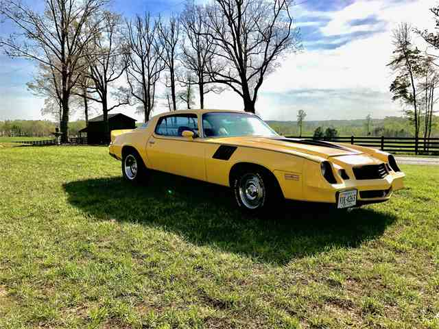 1978 Chevrolet Camaro Z28 | 998125