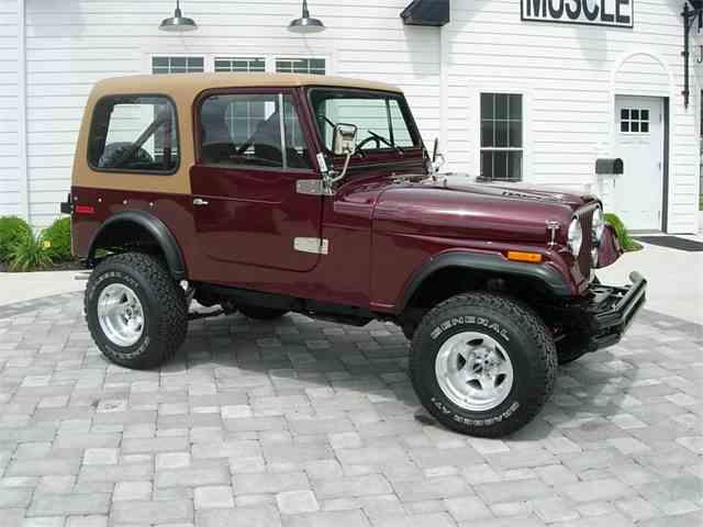 1978 Jeep CJ7 | 998135