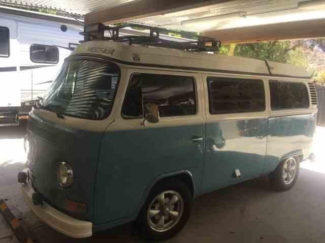 1972 Volkswagen Westfalia Camper | 998138