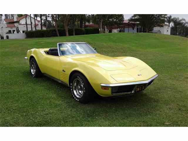 1970 Chevrolet Corvette | 998139