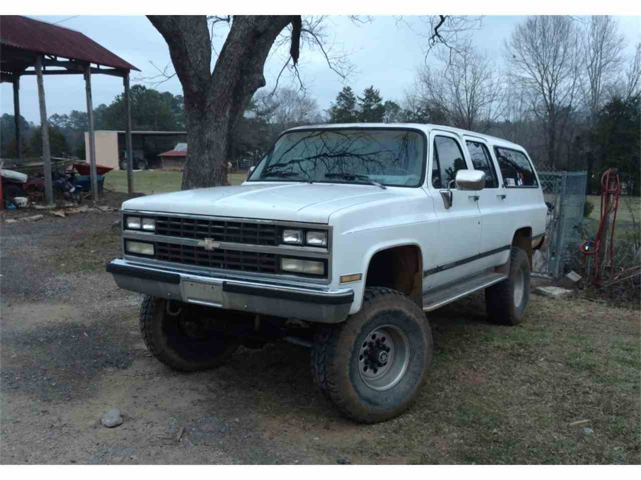 1990 Chevrolet Suburban for Sale - CC-998153